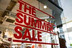 Продажа до знамени 70 процентов Стоковое Изображение