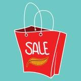 Продажа падения супер Стоковое Фото