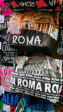 Продажа улицы сувенира в Риме - сумках от Рима стоковое фото rf