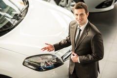 Продажи автомобиля Стоковое Фото