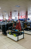 Продажи скидки на c и магазине Стоковое Изображение