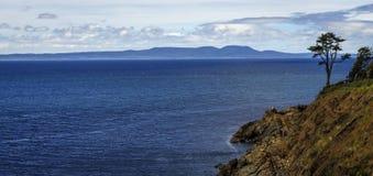 Пролив Magellan, Патагония, Чили Стоковые Изображения RF