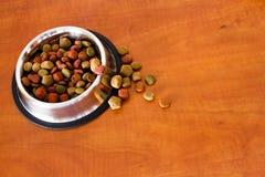 Продовольственные зерна собаки Coulourfull Стоковое Фото