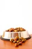 Продовольственные зерна собаки Coulourfull Стоковая Фотография