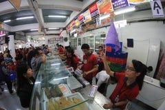 Продовольственный магазин стоковое фото