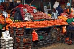 Продовольственный рынок Стоковые Фотографии RF