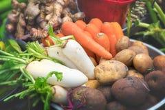 Продовольственный рынок Стоковое фото RF
