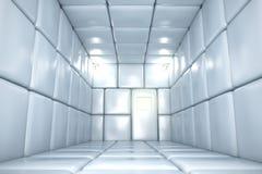 Проложенная комната Стоковая Фотография RF
