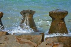 Пролом воды Стоковое Изображение RF