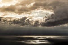 Пролом в шторме Стоковое Изображение