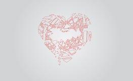 2 Пролом влюбленности Стоковое Фото