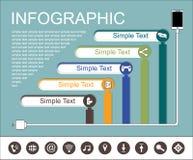 Продолжительность пользы smartphone Стоковая Фотография RF