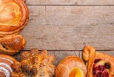 Продтовары хлебопекарни стоковая фотография rf