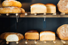 Продтовары хлебопекарни стоковое изображение rf