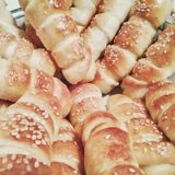Продтовары хлебопекарни стоковое фото