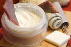 продукты здоровья красотки Стоковая Фотография RF