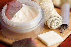 продукты здоровья красотки Стоковые Изображения RF