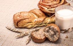 продукты изображения конструкции хлебопекарни Стоковые Фото