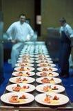 продукты моря закуски Стоковое Фото