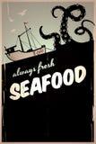 Продукты моря Стоковая Фотография RF