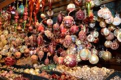 Продукты рождественской ярмарки, вена Стоковое Изображение