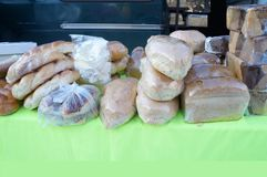 Продукты хлебопекарни! Стоковые Фото