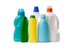 продукты чистки Стоковые Изображения