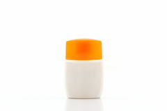 продукт пластмассы бутылки красотки Стоковая Фотография