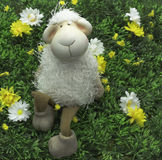 Кукла овечки Стоковые Фото