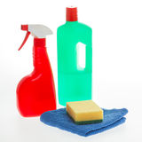 Продукт чистки дома Стоковое фото RF