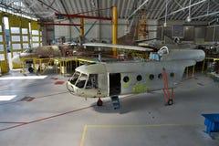 Продукция воздушных судн Стоковая Фотография RF