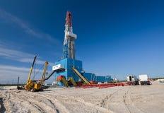 продукция газовое маслоо Стоковое Изображение