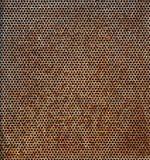 Продырявленный металл Grunge Стоковая Фотография