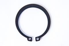 Пружинное кольцо - части автомобиля Стоковое Изображение