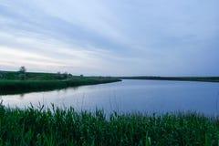 Пруд близко Стоковая Фотография