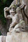 Прыгнутый дьявол Стоковые Изображения RF