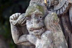 Прыгнутый дьявол Стоковая Фотография