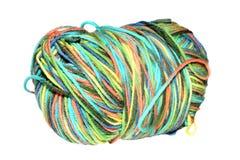 пряжа пасма цвета Стоковая Фотография RF