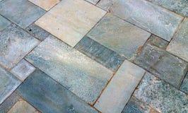 Прямоугольные камни Стоковое Изображение