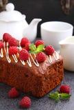 Пряник & x28; мед-cake& x29; с изюминками Стоковое фото RF