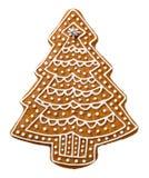 Пряник рождества Стоковые Фотографии RF