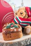 Пряник для рождества Стоковая Фотография RF