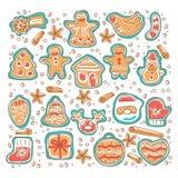 Пряник cookies-01 бесплатная иллюстрация