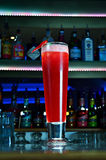 пряное коктеила чилей грандиозное красное Стоковое Изображение