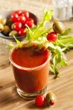 Пряный алкогольный напиток кровопролитной Mary Стоковая Фотография RF