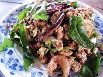 Пряный салат утки Стоковые Изображения RF