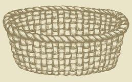 пряча вектор змейки изображения лабиринта hunt wicker корзины пустой бесплатная иллюстрация