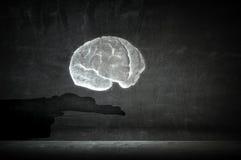Психические здоровья и способность Мультимедиа стоковые фотографии rf