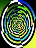 психоделический Стоковая Фотография RF