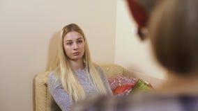 психолог сток-видео